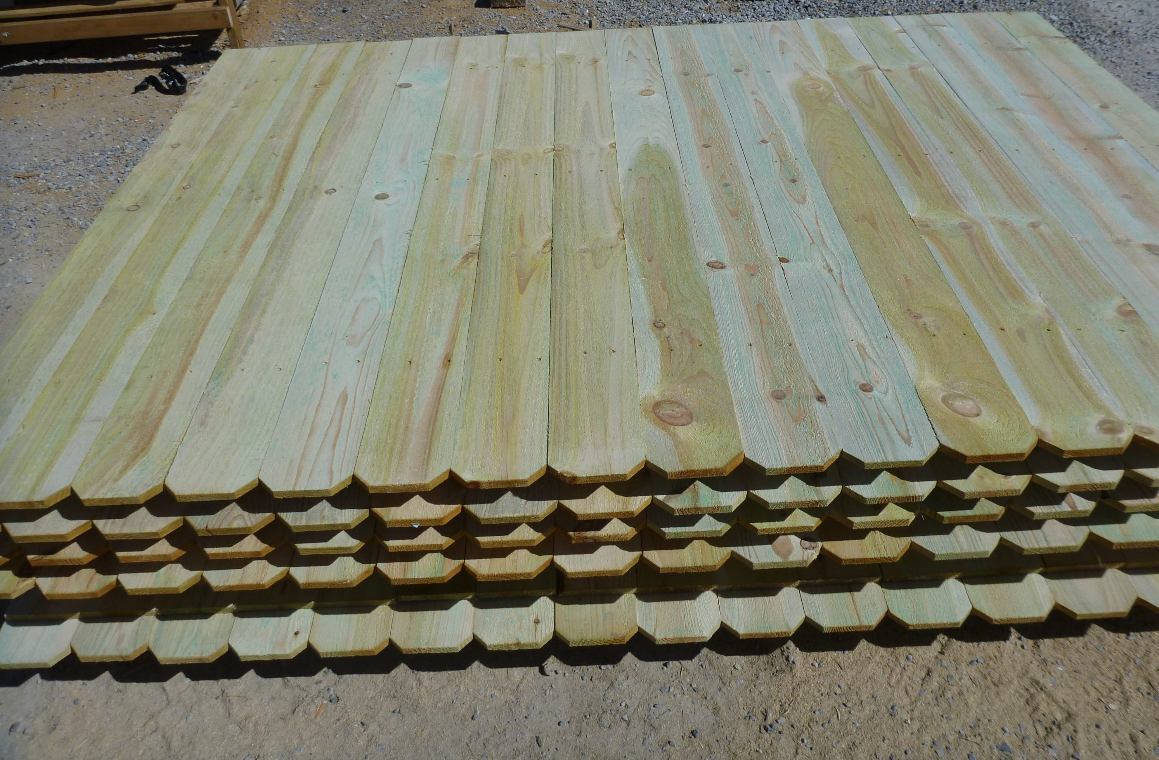 1x6 #1 Treated Red Pine Panels-min
